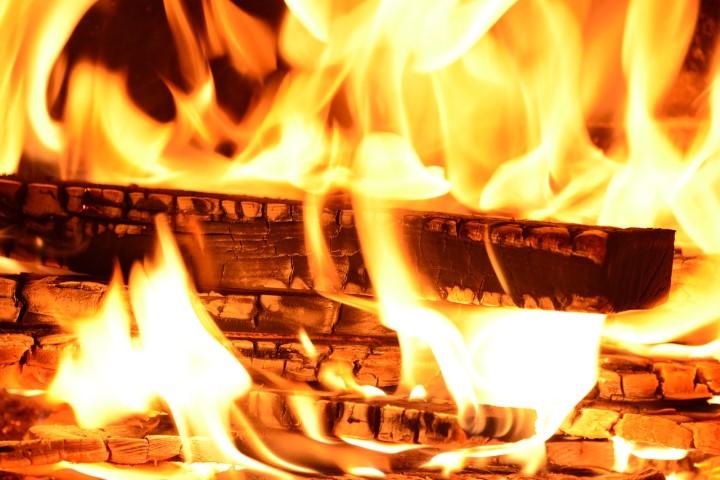 מטף כיבוי אש  למניעת שריפות